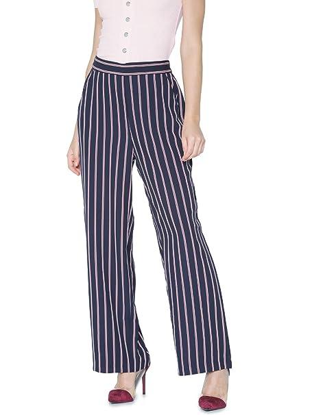 2a597e0a88 Only Pantaloni Donna onlJESSY Palazzo Pant Wvn Primavera Estate 2019 ...
