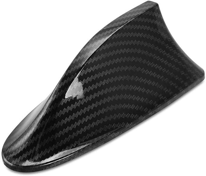 Antena de Aleta de tiburón de Fibra de Carbono,para Coche ...
