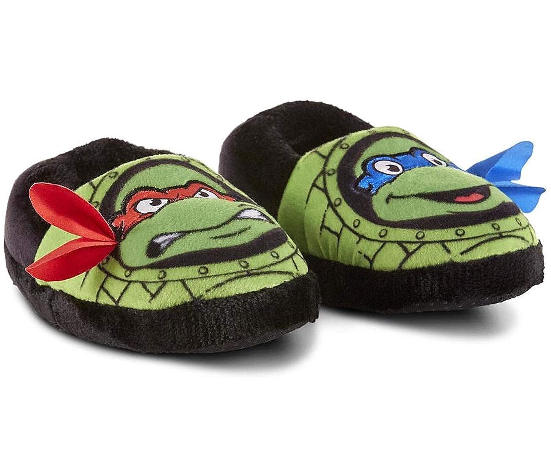 Nickelodeon Toddler Boys Teenage Mutant Ninja Turtles TMNT House Slipper