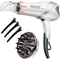 Revlon 1875W Infrared Hair Dryer with Hair Clips RVDR5264
