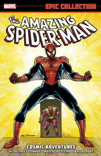 Download Amazing Spider-Man Epic Collection: Cosmic Adventures ebook