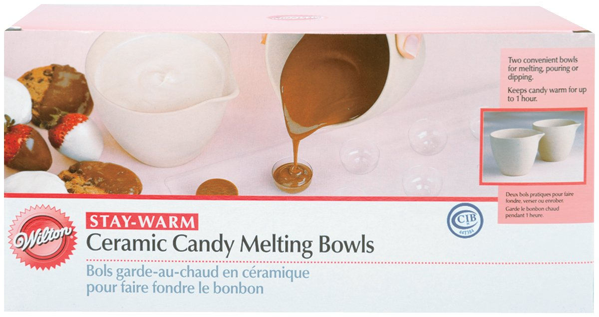 Wilton Ceramic Candy Melting Set