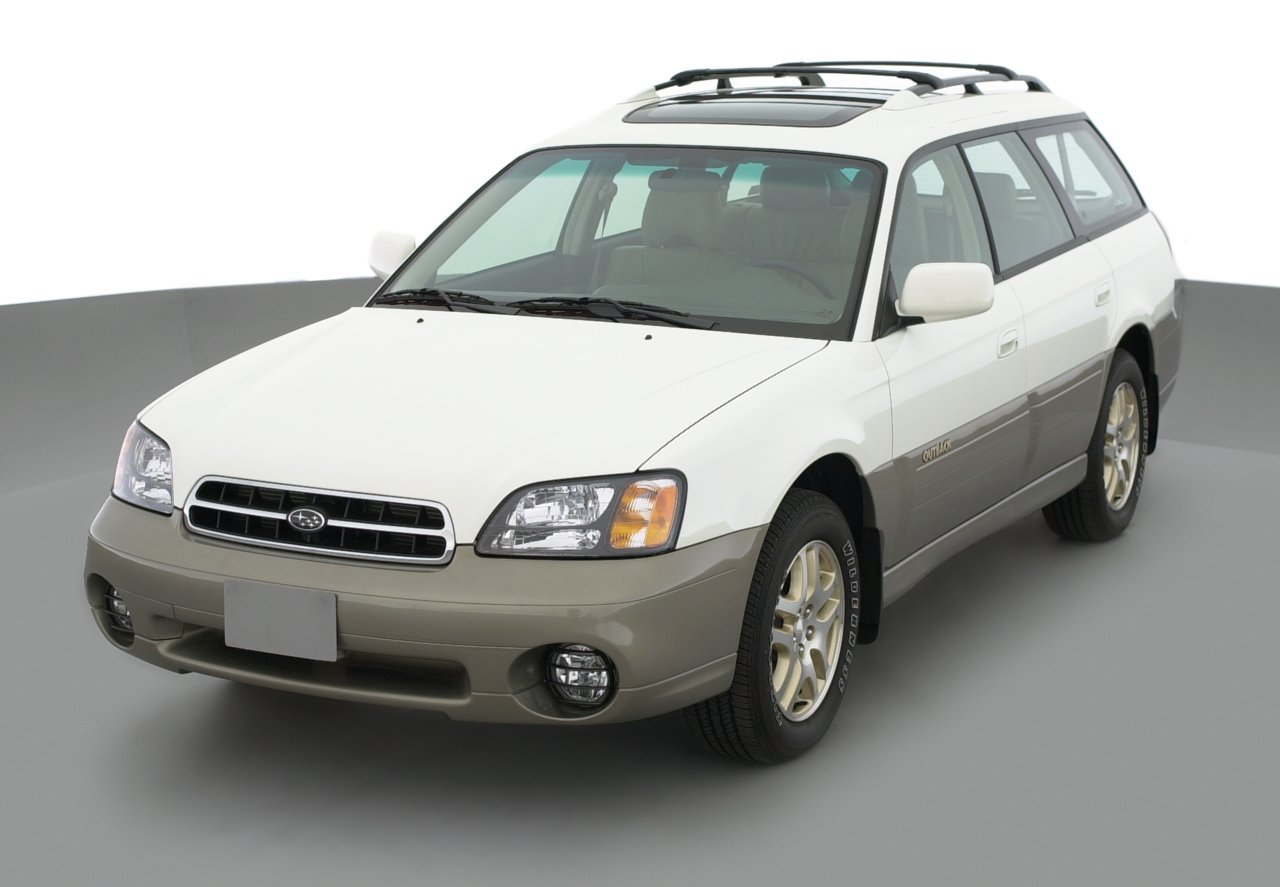 ... 2000 Subaru Outback Outback w/RB Equip, 5-Door Automatic Transmission  ...