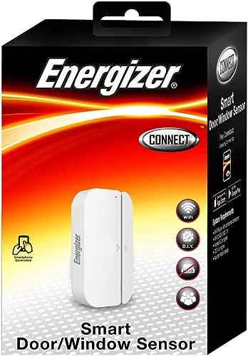 Energizer Connect EDW4-1001-WHT Smart Door Window Motion Sensor