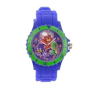 Disney – PJ Masks Reloj analógico en Estuche, pj17023