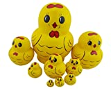 Unigift Cute Lovely Animal Yellow Chicken