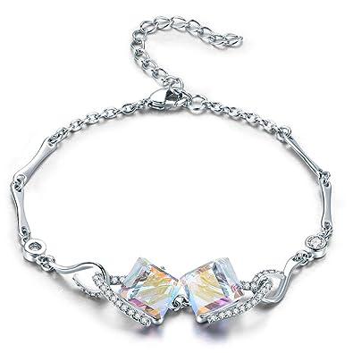 bracelet argent jeune fille