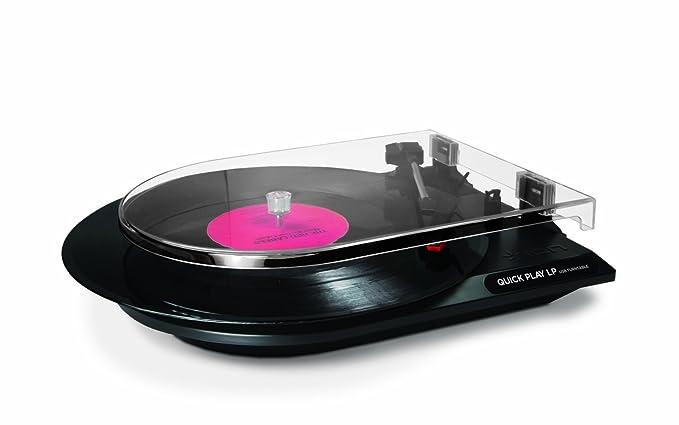 Amazon.com: Ion it21 Quick Play LP Converse Turntable con ...