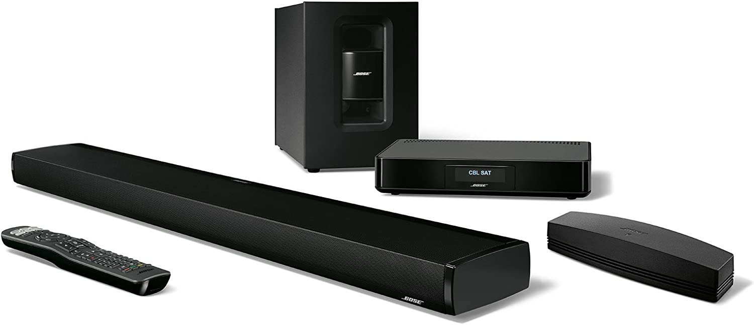 Bose SoundTouch 130 Home Theater System - Black - 738484-1100