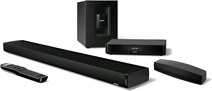The Best Home Cinema 51 Bose