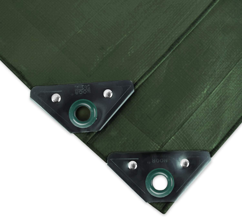 Noor 0400203SXXGR Color Verde Funda para Muebles de Exterior