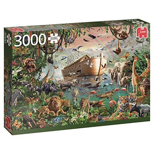 Die Arche Noah - 3000 Teile
