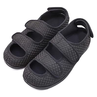 wholesale online shopping many fashionable Orthoshoes Women's Diabetic Shoes Orthopedic Sandals Wide Fit ...