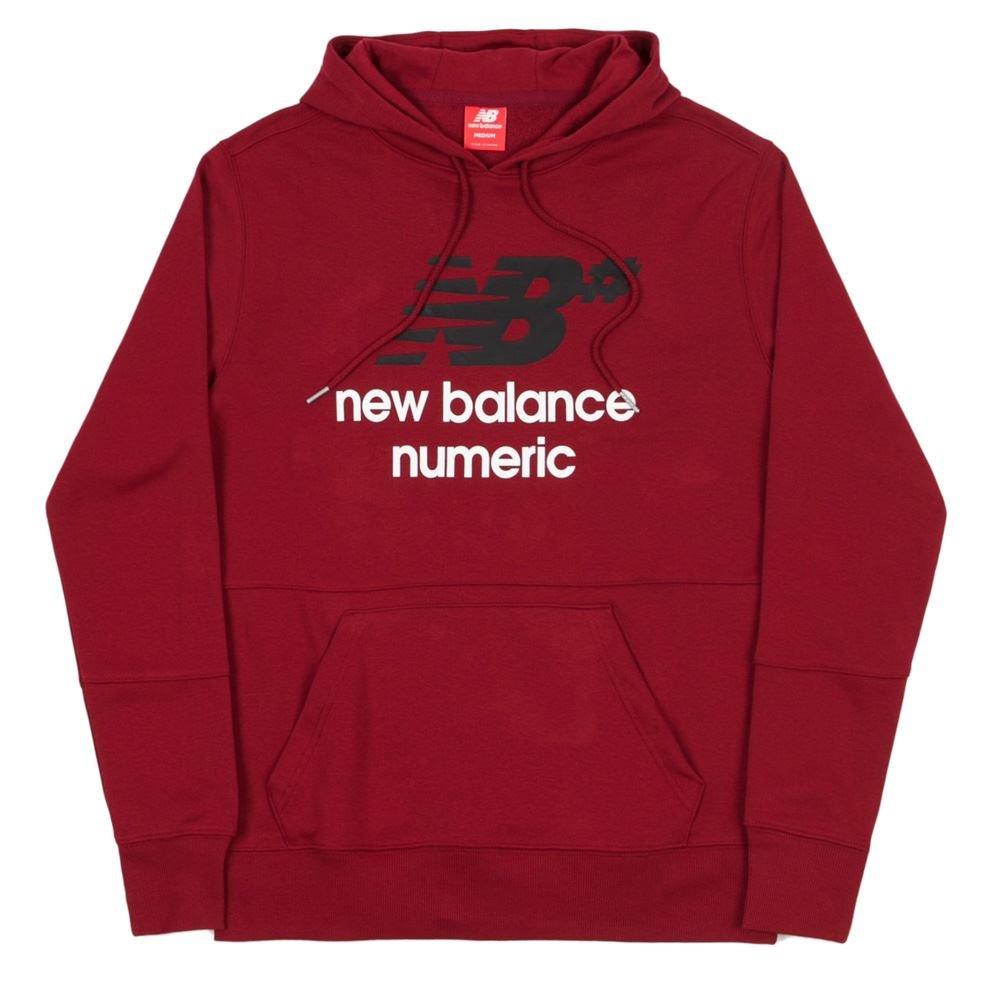 New Balance Numeric Herren Sweatshirt Rot rot One Größe