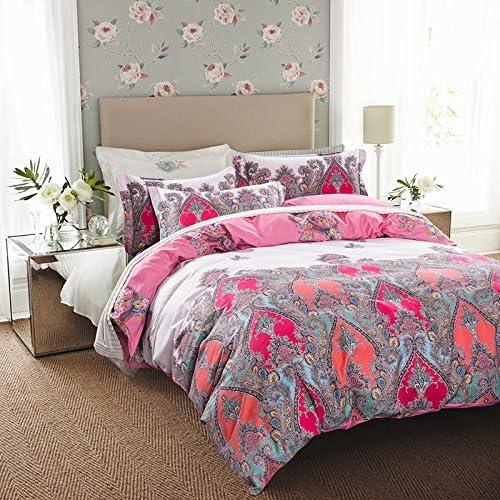 Tampa Mall LELVA Boho Style Bedding Max 48% OFF Set B Bohemian Ethnic