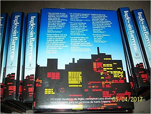 Ingles sin Barreras (1-12): El Video-Maestro de Ingles: Amazon.com: Books