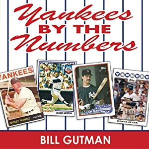 Yankees by the Numbers Audiobook