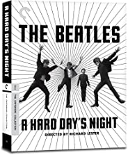 A Hard Day's Night (Criterion Collect
