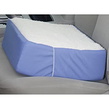 5quot THICK ADULT BOOSTER SEAT CUSHION Blue
