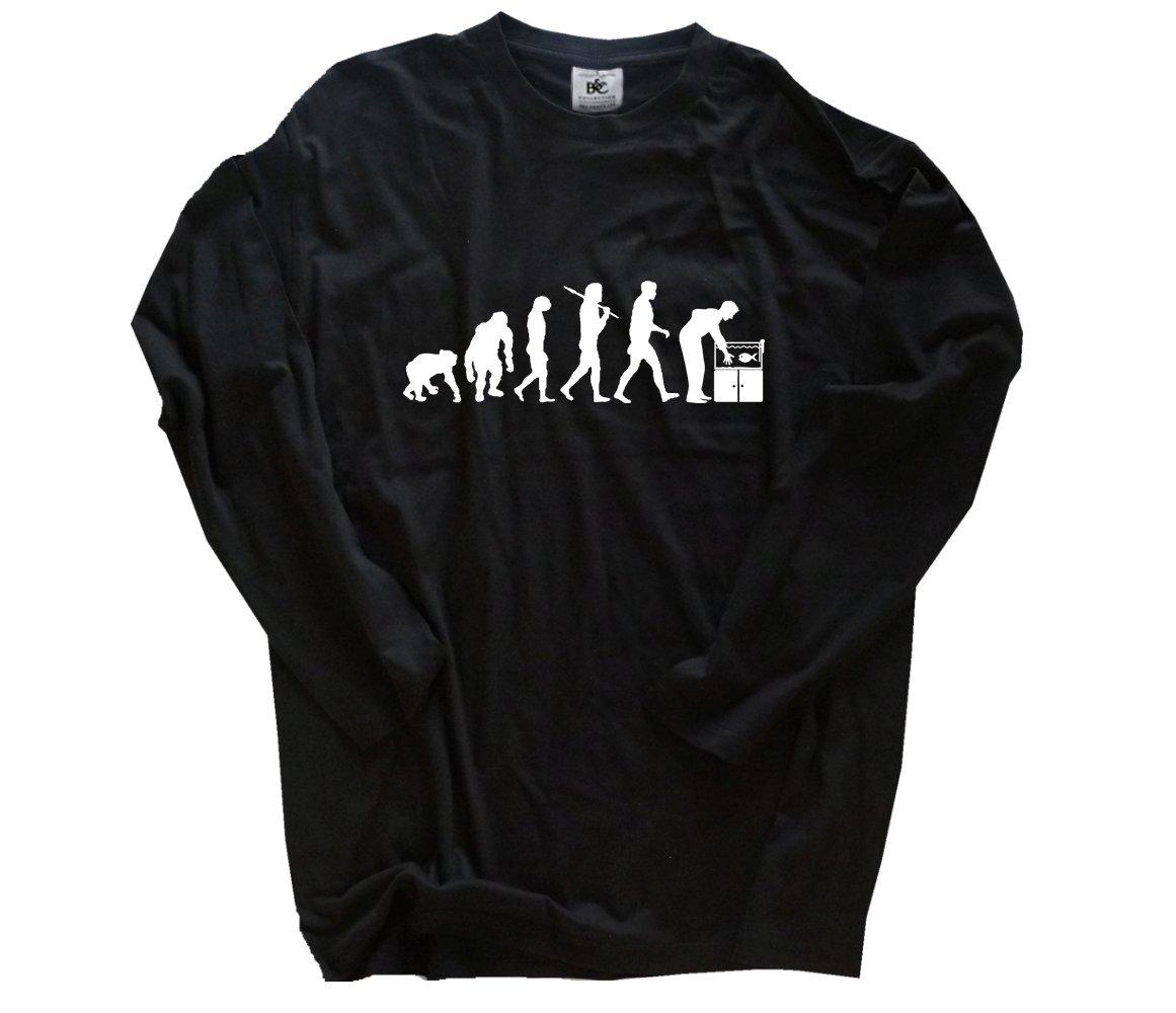 Shirtzshop T-shirt T-shirt T-shirt Evolution Lehrer B00PKLISG2 T-Shirts Angemessene Lieferung und pünktliche Lieferung 45dfa8