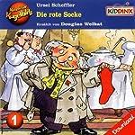 Die rote Socke (Kommissar Kugelblitz 1)   Ursel Scheffler