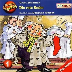 Die rote Socke (Kommissar Kugelblitz 1)