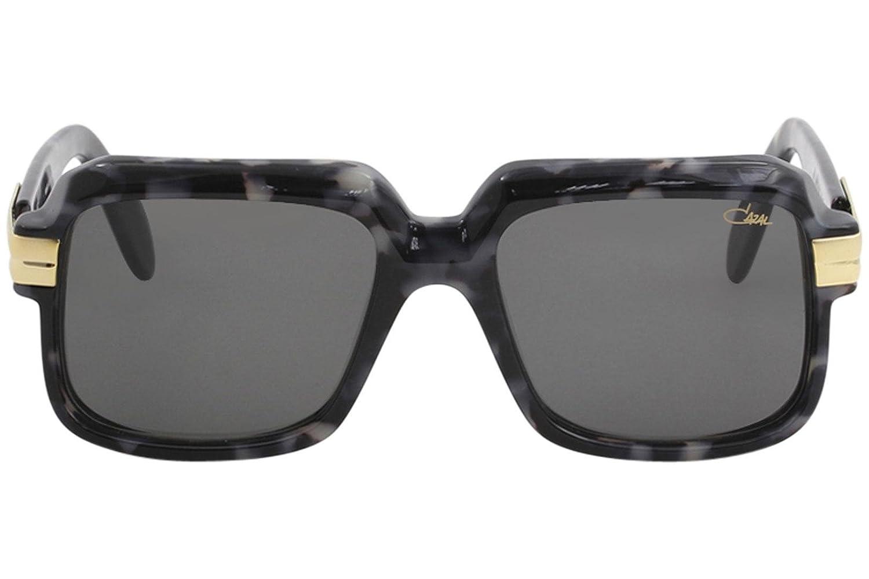 1be06bb580a8 Amazon.com  Cazal 607 Sunglasses 90SG Grey Camouflage Grey Gradient 56 mm   Clothing