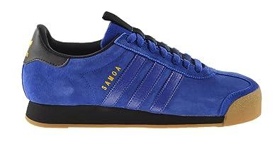 collegiate royal blue adidas samoa
