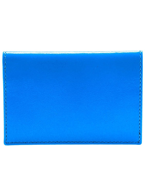 (コムデギャルソン) COMME des GARCONS カードケース SUPER FLUO SA6400SF [並行輸入品] B07CYQJMT6  ブルー