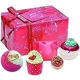 Bomb Cosmetics Santa Baby Handmade Gift Pack