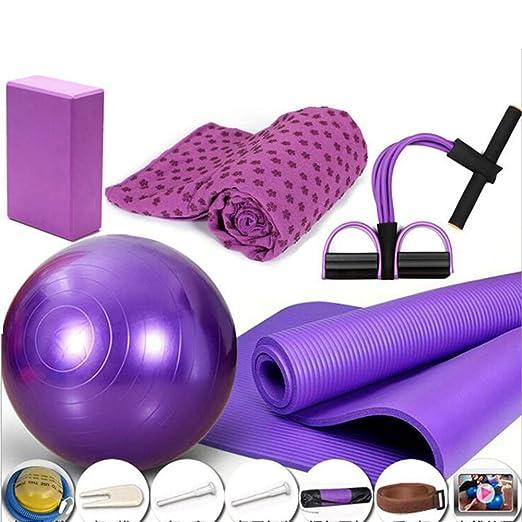 Kit de iniciación de yoga, conjunto de 12 piezas de ...