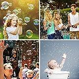 32-Piece 8 Colors Mini Bubble Wands Assortment