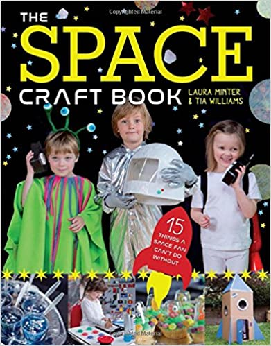 The Space Craft Book: 15 Things a Space Fan Can't Do Without!