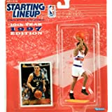 fan products of 1997 - Kenner - Starting Lineup - 10th Anniversary - NBA - Jason Kidd #32 - Phoenix Suns - Vintage Action Figure - w/ Trading Card - Limited Edition - Collectible