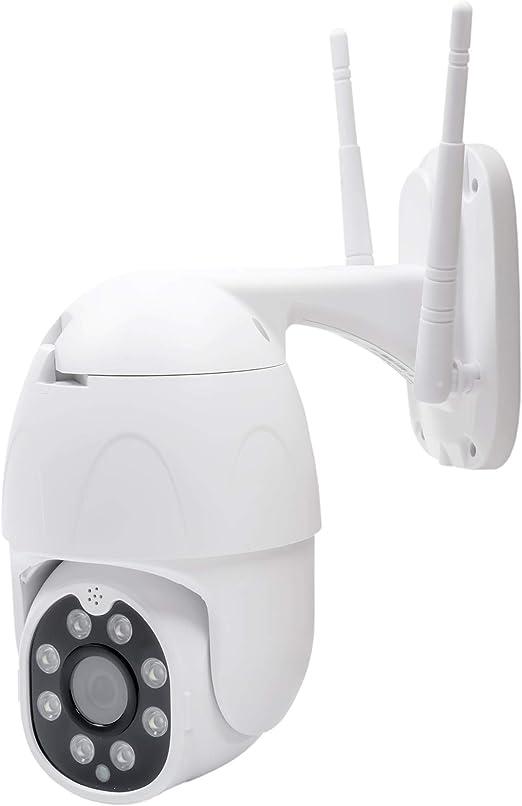 Analog High Definition NVR y 4 c/ámaras de vigilancia para Exteriores PNI House PTZ1200 Full HD 1080P Kit de videovigilancia AHD
