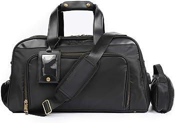 Lonmo Art 22L Business Travel Duffel Bag