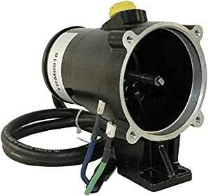DB Electrical TRM0018 Tilt Trim Motor with Reservoir for Force Marine 85 90 120 125 150 HP (86-91) Volvo Penta 85-150 HP 86-91, 820545, F694541-1, F694541-2, 6212