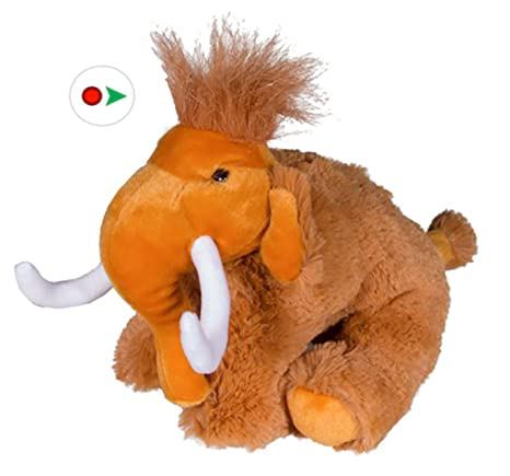 Amazon.com  Stuffems Toy Shop Record Your Own Plush 16 inch Woolly ... 511dbcc64