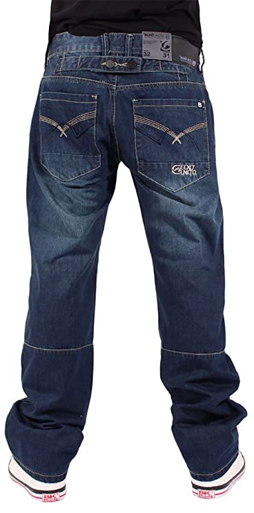Ecko Mens Boys Jaguar Star Jeans Time Is Money G Denim Hip Hop Nappy Wear   Amazon.es  Ropa y accesorios e2937084ff0