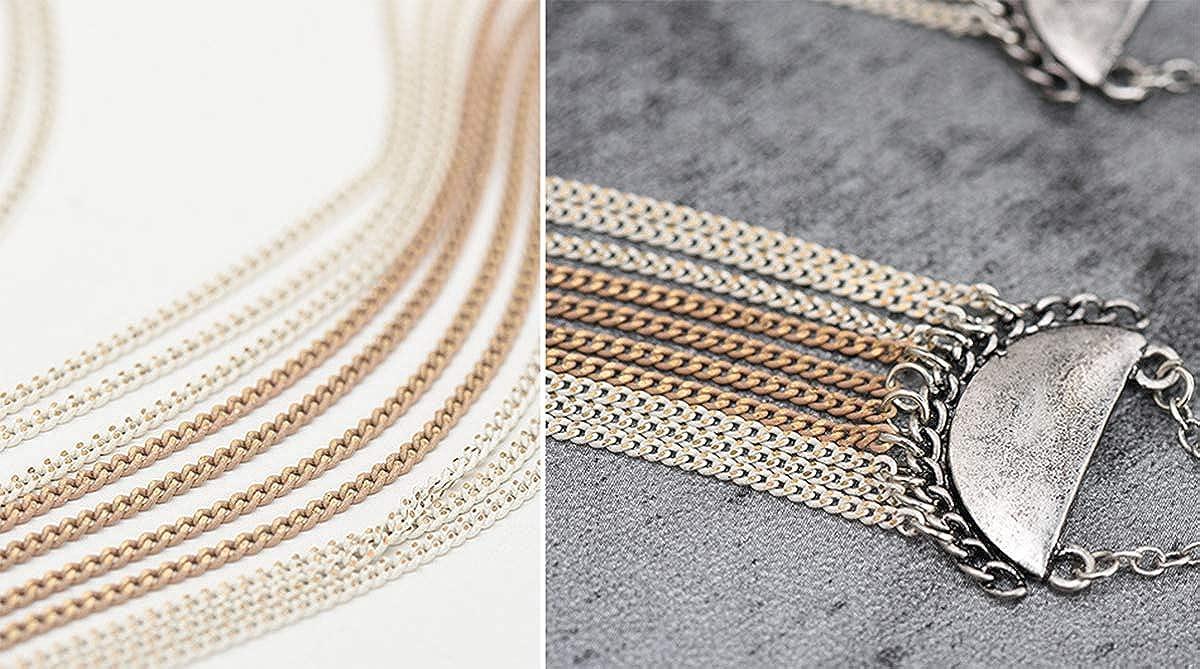 Injoy Jewelry Long Tassel Earrings Bohemia Style Drop Dangle Earrings Hypoallergenic Jewelry Gift for Women Girls