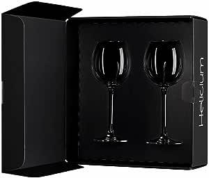 Arnaud Baratte Helicium - Estuche con dos copas especial para cata ...