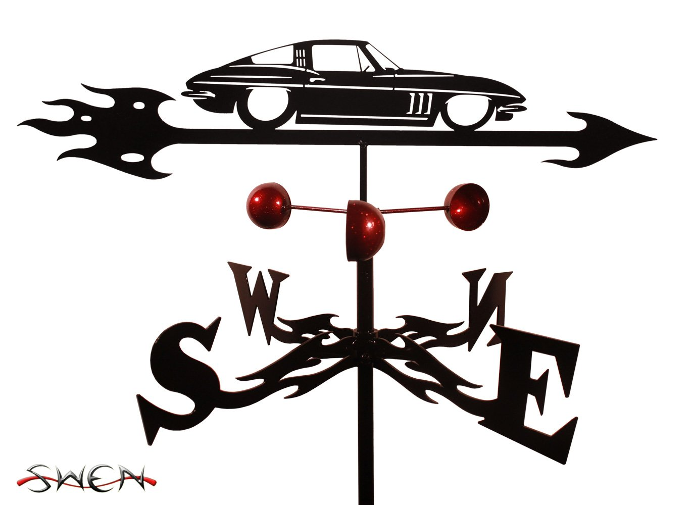 FARRELL - CORVETTE Weathervane SWEN Products