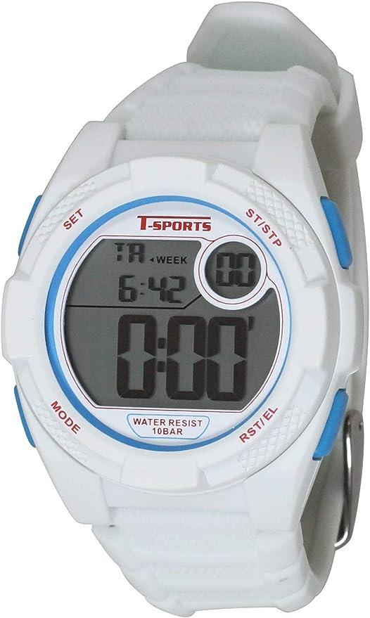 [クレファー] 腕時計 Tスポーツ TS-D062-WT メンズ ホワイト