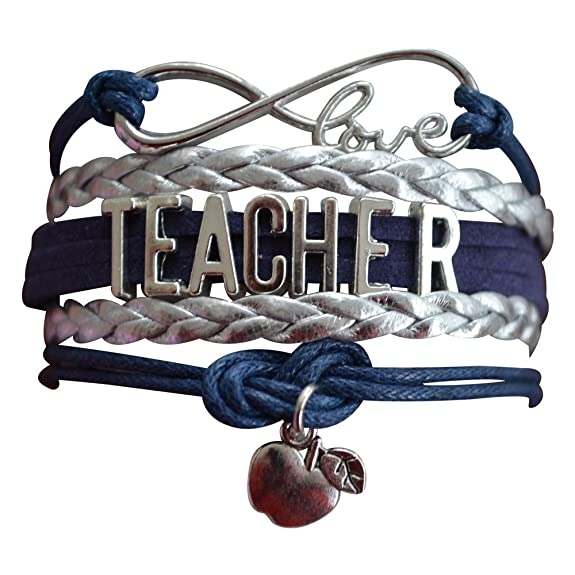 Love this wrap bracelet for teachers