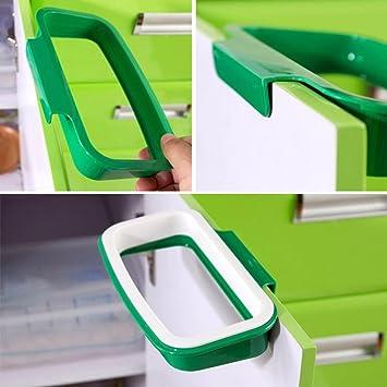 Ularma Küchenschrank Küchen Müllsackständer Plastik Lagerung ...