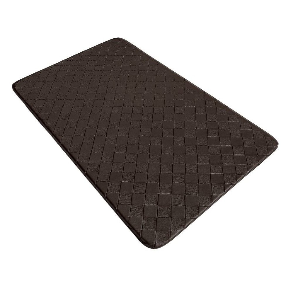 Iware Kitchen Mat Bathroom Office Rugs Ergonomically Engineered Non-slip Anti-fatigue 12mm 20*32