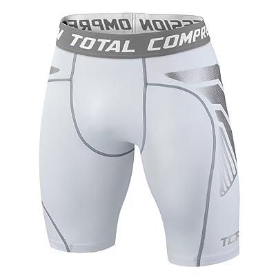 Men's Boys TCA CarbonForce Pro Compression Thermal Base Layer Shorts