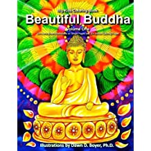 Big Kids Coloring Book: Beautiful Buddha, Vol. One: 50+ Illustrations of Buddha on Single Sided Pages