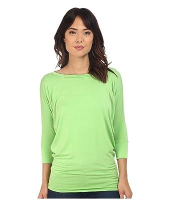 Culture Phit Women's Lara Modal Top Green Flash SM