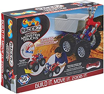 ZOOB RacerZ Fastback Monster Trucks